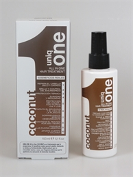 Uniq-one coconut leave-on hair treatment mask